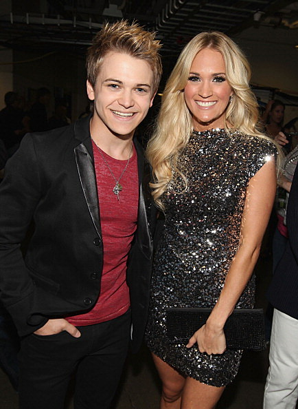 Hunter Hayes, Carrie Underwood 2012 CMT Music Awards