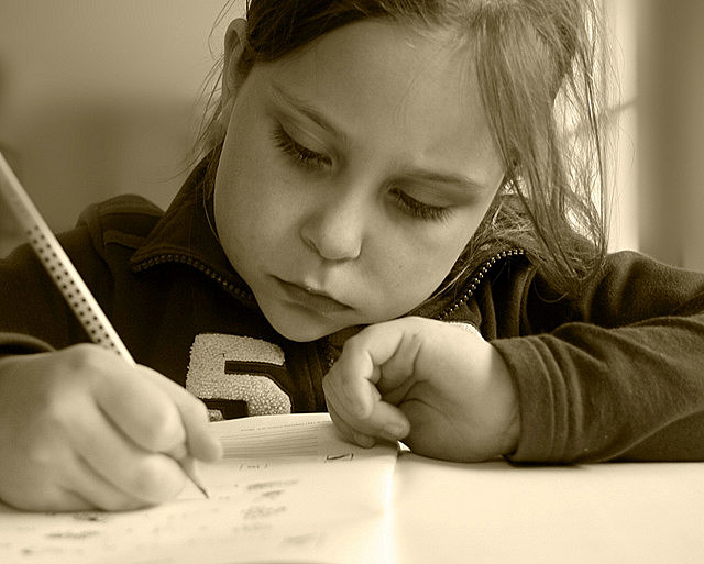 Kids have three times too much homework, study finds