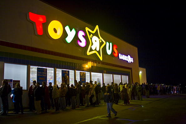 Toys R Us Black Friday 2011