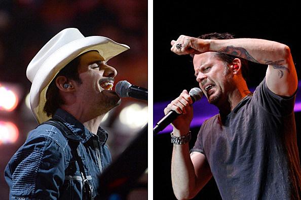 Country Music Smackdown: Brad Paisley vs. Gary Allan