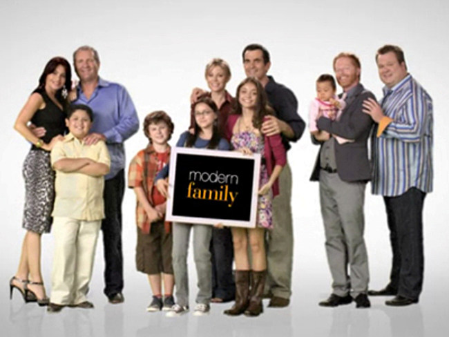 Modern Family Screen shot