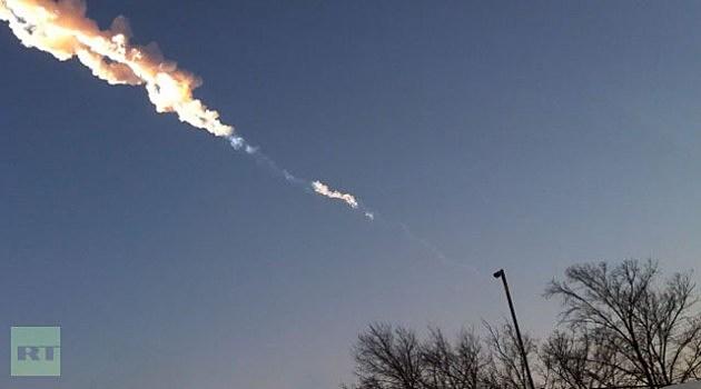 Meteorite in Russia Feb 15, 2013
