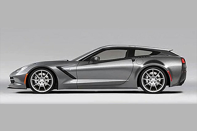 Corvette Aerowagon