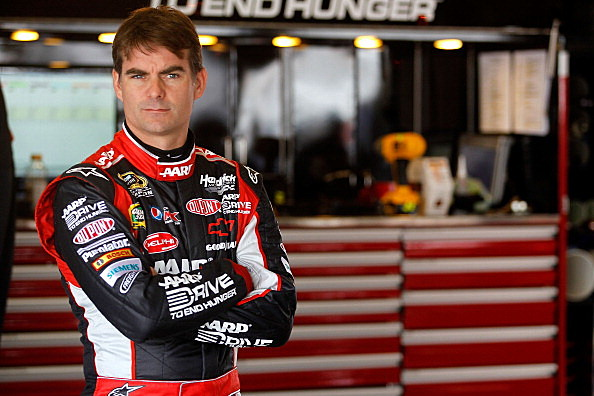 Jeff Gordon - NASCAR