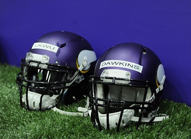 Minnesota Vikings Rookie Camp