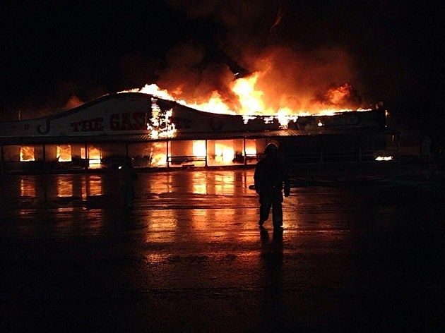 Rockerville Fire 1