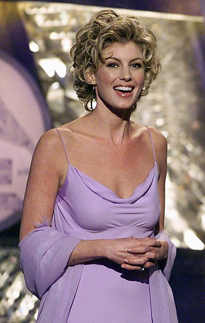 Faith Hill at the 1999 Grammy Awards held in Los Angeles, CA on February 24, 1999