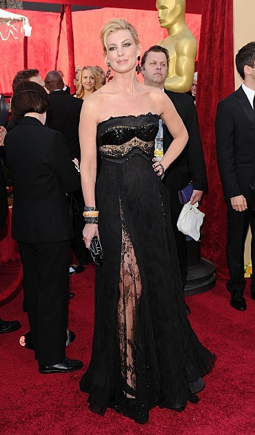 Singer Faith Hill arrives at the 82nd Annual Academy Awards held at Kodak Theatre on March 7, 2010 in Hollywood, California.