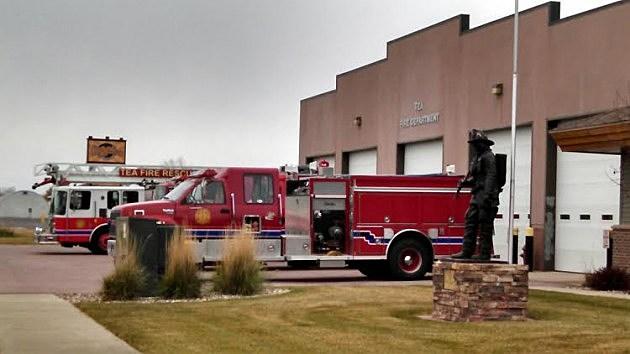 Tea Area Firefighers