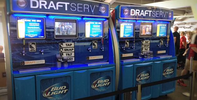 Self Serve Beer Machines