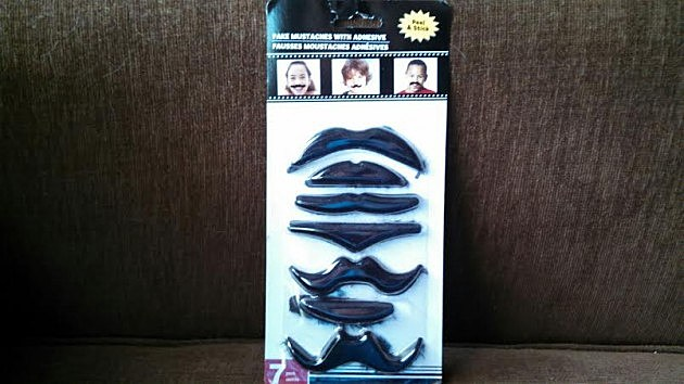 Fake Mustache Pack