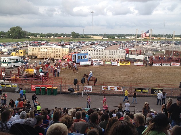 Sioux Empire Fair Rodeo