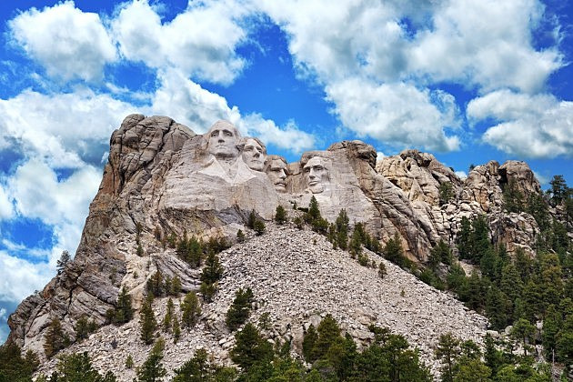 What Country Is Mount Rushmore Located In?