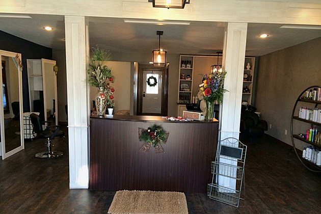 It 39 s possible in platte chelsie reddick a little off the for A little off the top salon