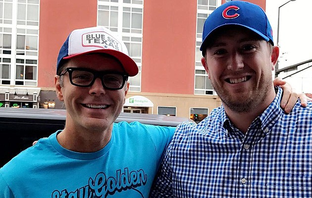 Bobby Bones and Chris Reynolds