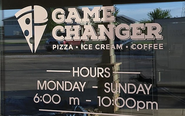Game Changers Pizza