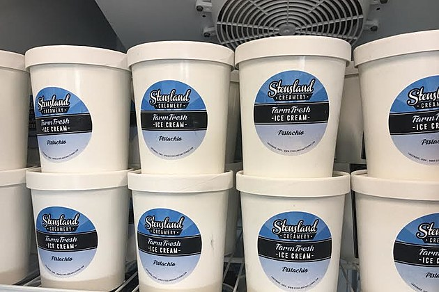 Stensland Farms Ice Cream