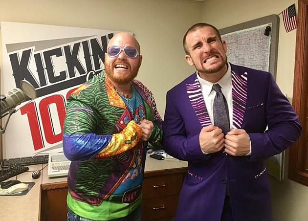 Mojo Rawley WWE