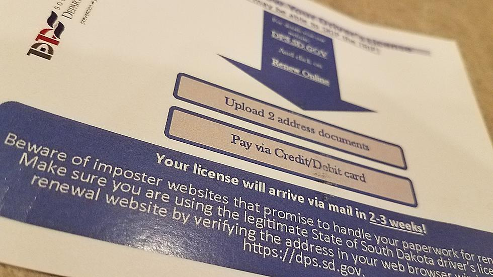 yes it's easy to reapply for your south dakota drivers license